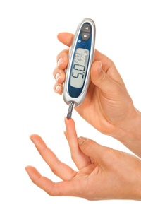 Diabetes Blood Meter